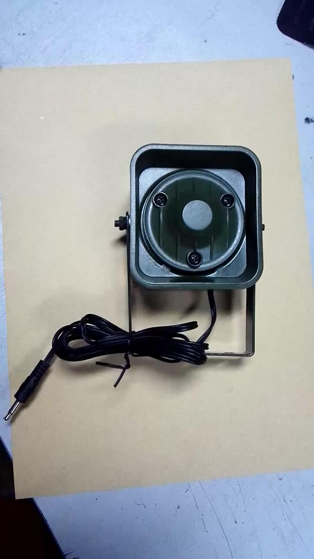 35W bird call speaker,hunting bird caller loud speaker;HS-89