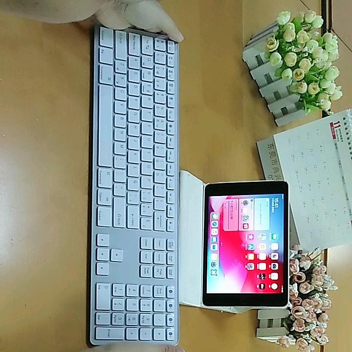 Oem Slim Best Multi Device 108 keys standard keyboard magic Bluetooth computer keyboard for imac mac windows apple