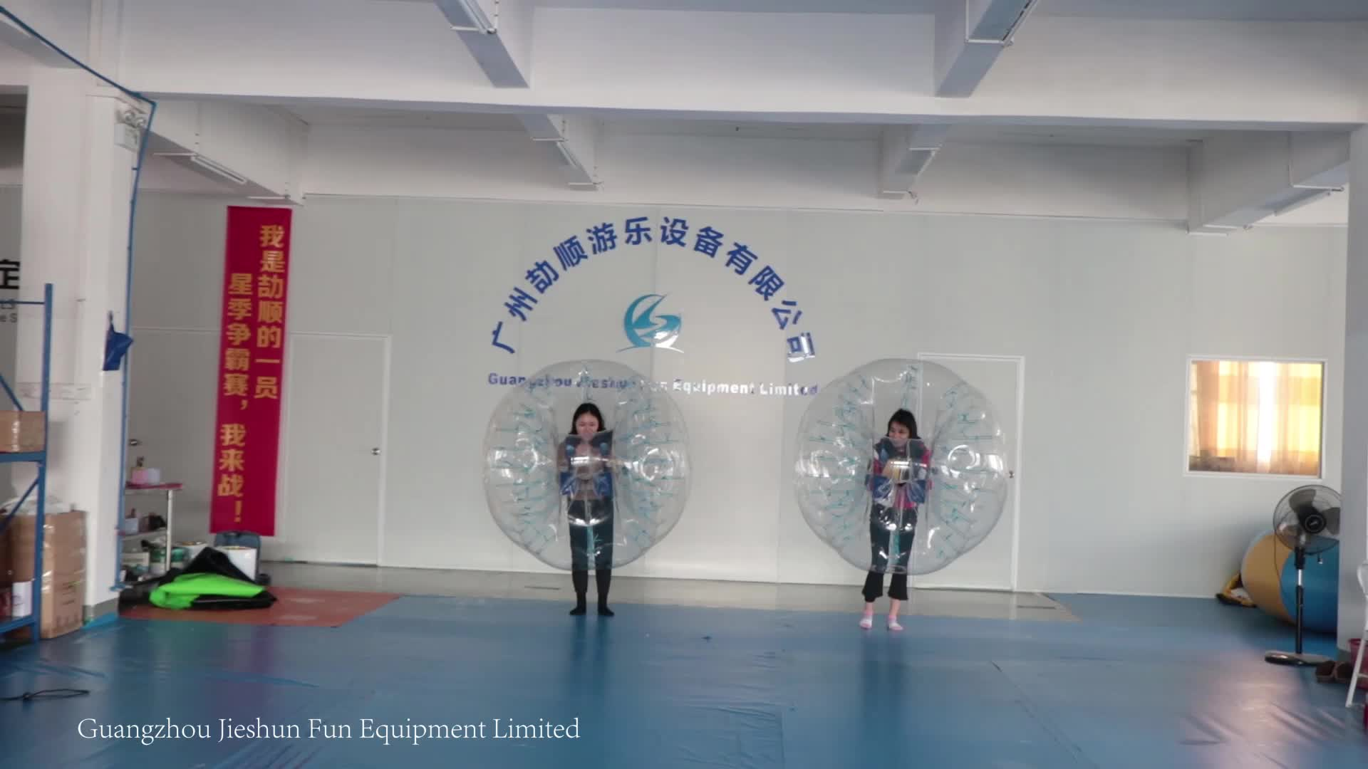 100% TPU giant human size bubble soccer inflatable bumper ball for outdoor sports