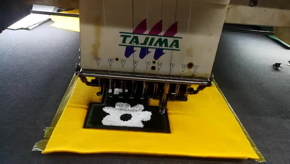 Wholesale Custom Machine Patches Custom Embroidery