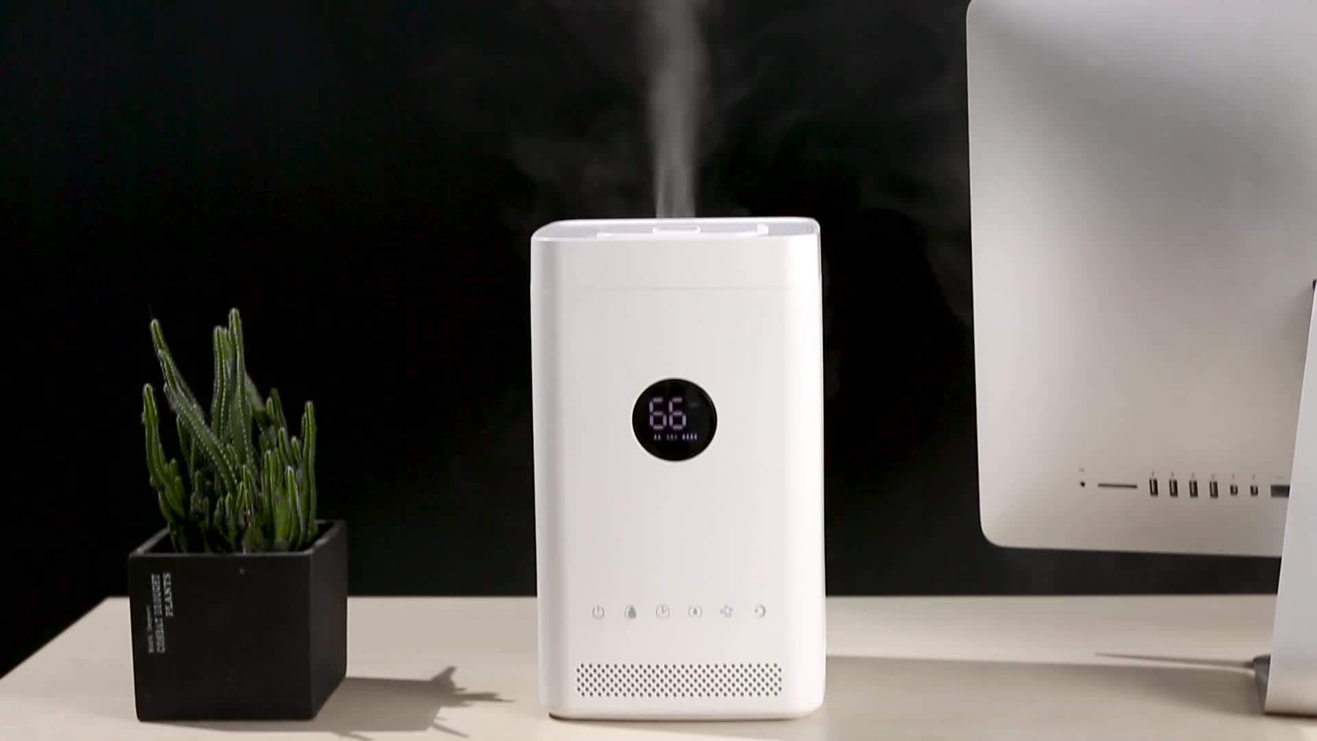 Wholesale Customized Good Quality mini portable cool mist ultrasonic aroma air humidifier for home