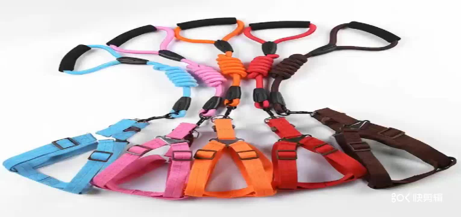 2019 High-end High Quality Personalized Pet Dog Vest Harness