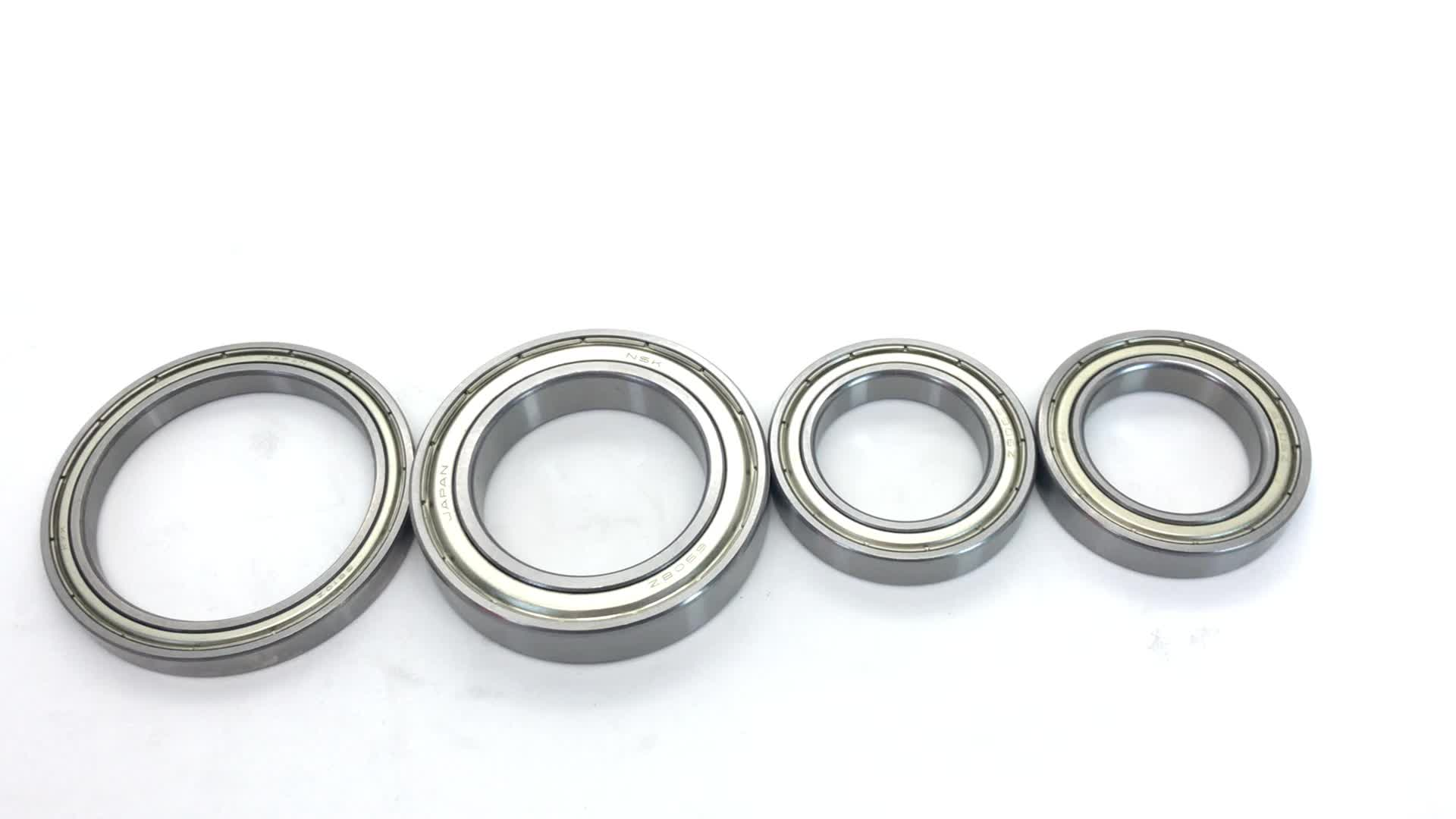 Industrial use thin wall  ball bearing 6901 with low noise and high quality
