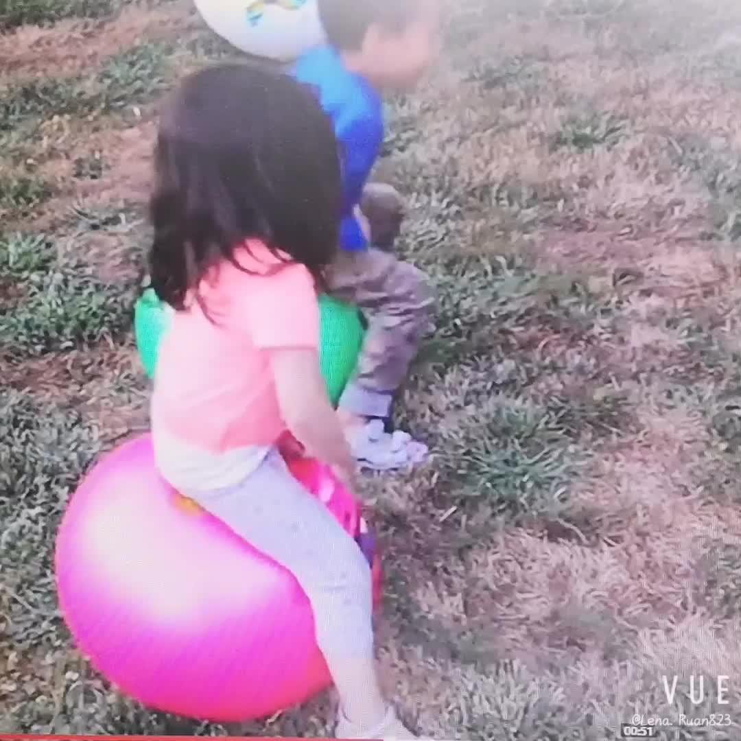 2019 Bán Buôn Trung Quốc trẻ em Không Gian phễu bouncy thể thao đồ chơi bơm hơi pvc nhảy bóng với xử lý 55 cm 20 inch