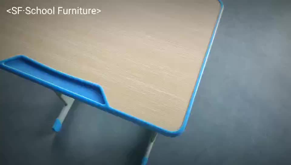 China Manufacturer School Study Plastic Table And Chair