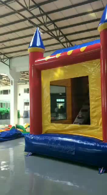 3 in 1 inflatable castle combo for sale