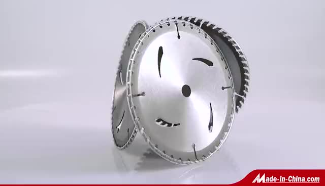 Professional T.C.T Circular Saw Blade for Aluminium and Plastic TCG