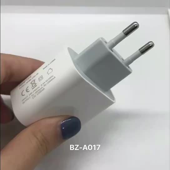 Hersteller neuheiten für iphone 11 pro Typ C usb schnell ladegerät 18W PD wand ladegerät