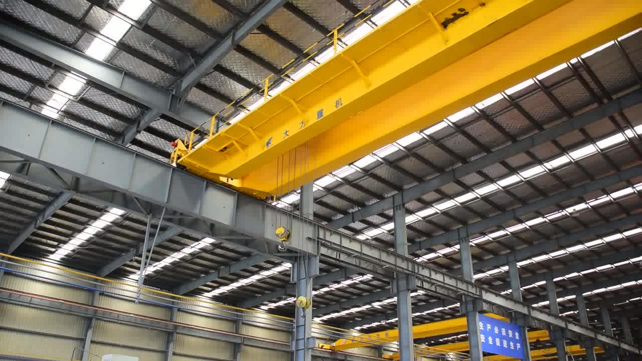 New Type The Japanese Hoist 1Ton~20Ton Overhead Traveling Crane Radio Remote Control