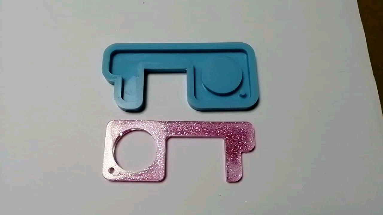 530005 открывания двери силиконовые формы для хэндс-фри дверной крючок