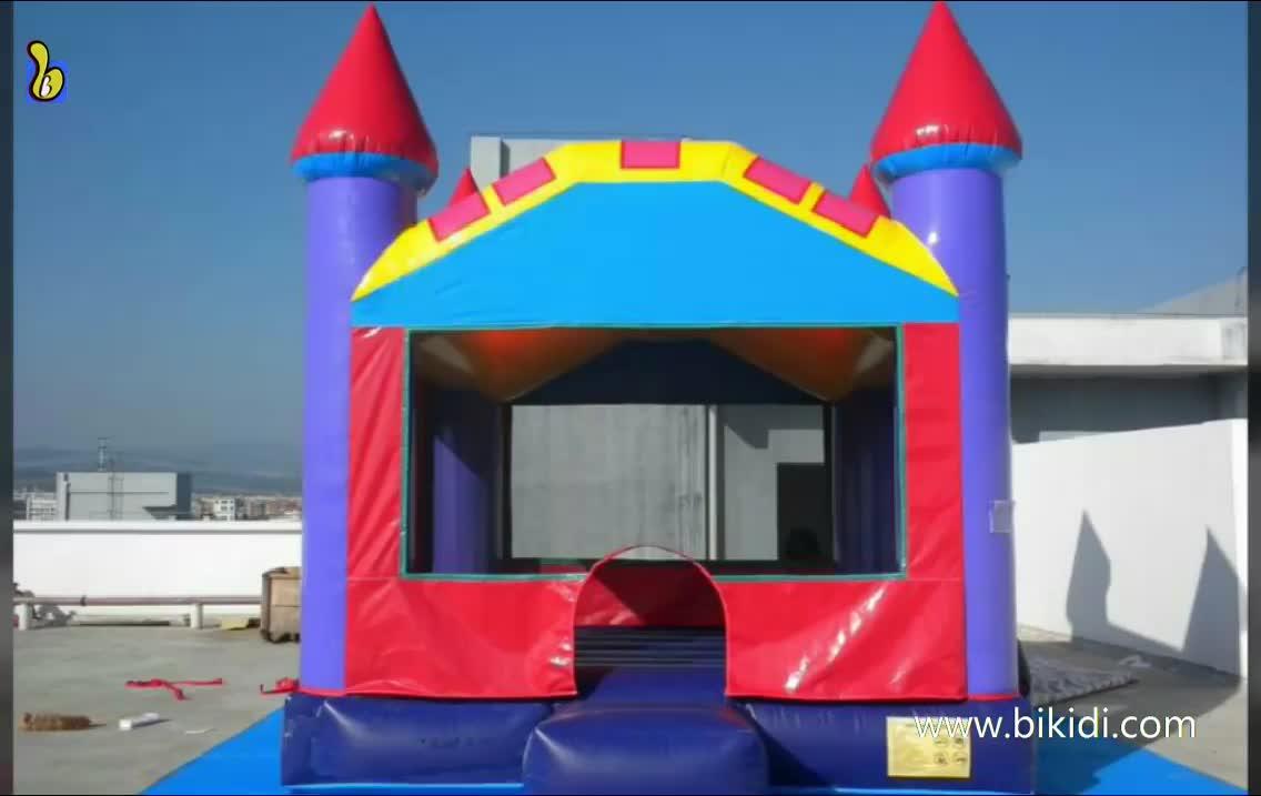 Cheval gonflable maison de rebond gonflable cowboy jumper pour enfants B1065