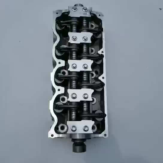 Genuine B10S1 F12S3 B12S1 complete cylinder head engine cylinder head assembly 96666228 96642709 for MATIZ KALOS