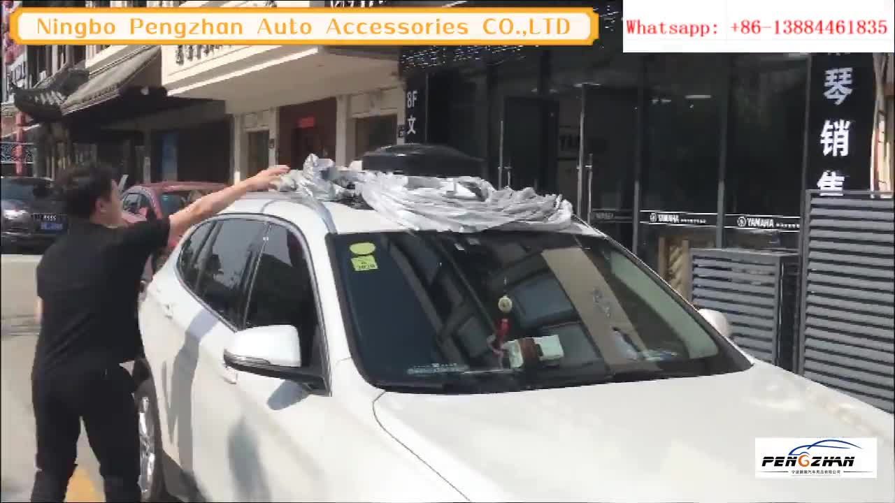 Automatic Car Cover/Solar Energy Car Cover With Remote Control (A- 6002)