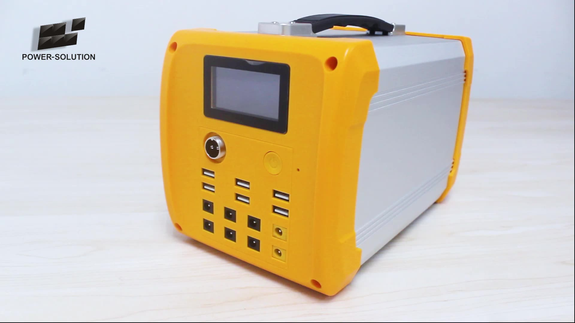 Factory Price 100 Watt Solar Energy Generator System For 6 Mobile Phone Charging And Lighting 6 Rooms To Run TV And Fan