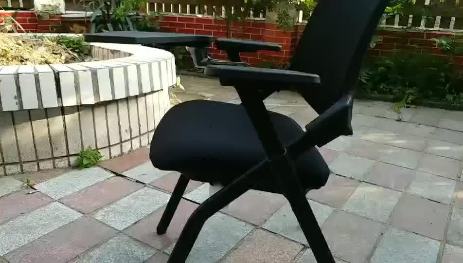Güzellik siyah yumuşak ucuz katlanır dizüstü bilgisayar koltuğu