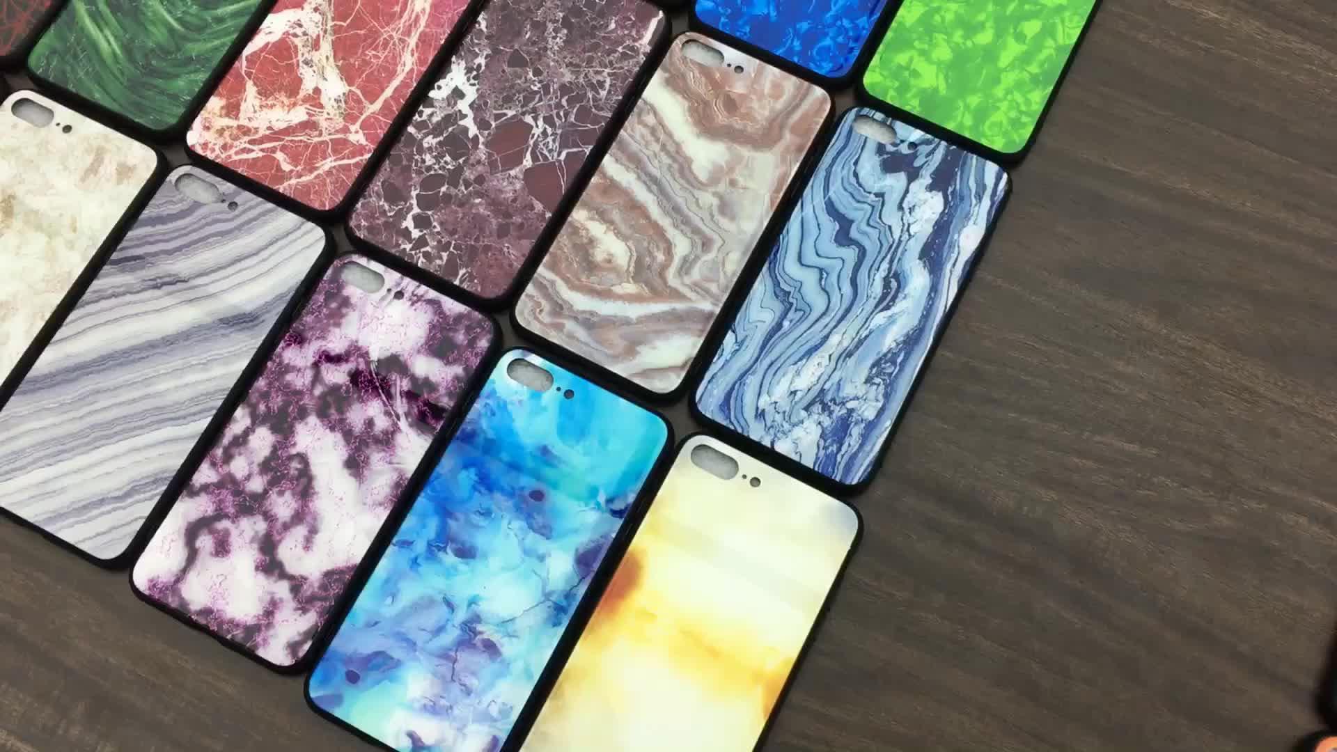 2018 heißer Verkauf Anti-Scratch Stoßfest Gehärtetem Glas Telefon Fall für Vivo Y71 V5