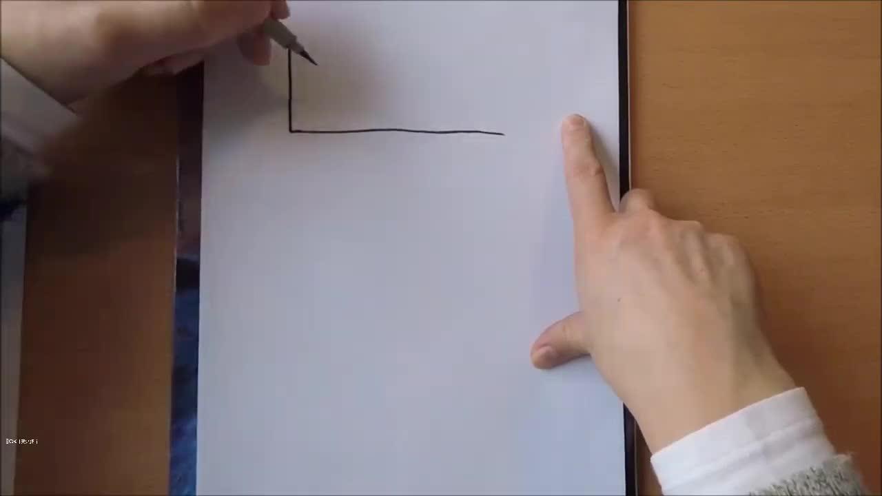 8x8 Grid Ausarbeitung Film 3 Mil Doppel Matte ziehen beide seiten farbe bleistift film