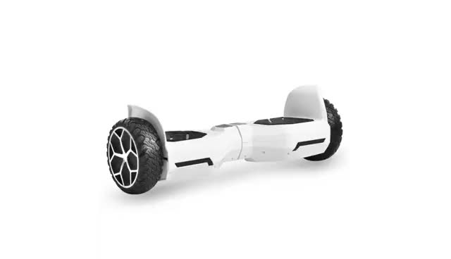 8.5 inch two wheel self balance electric scooter hoverboard powered hover board