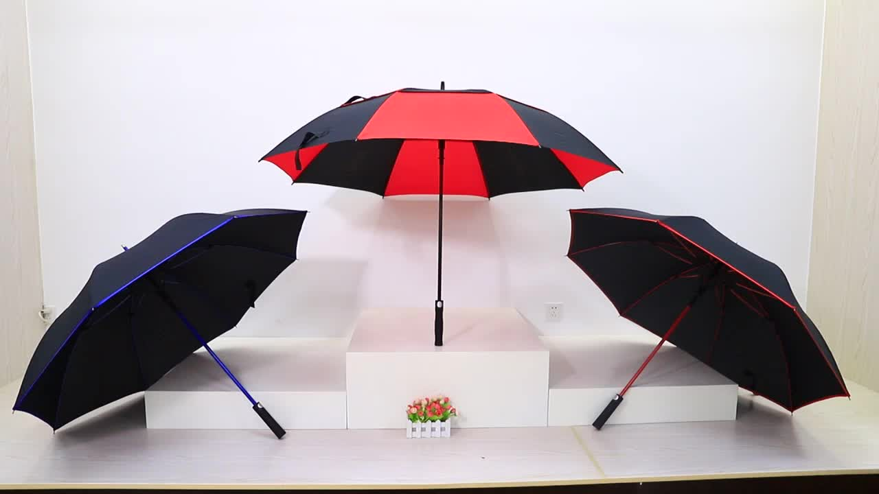 Compact Travel the Most Popular EVA Umbrella with Windproof Double roof Structure - Automatic Opening/Closing umbrella
