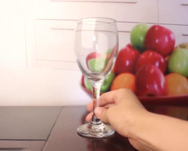 150 ml 300 ml lungo stelo trasparente calice bicchiere di vino