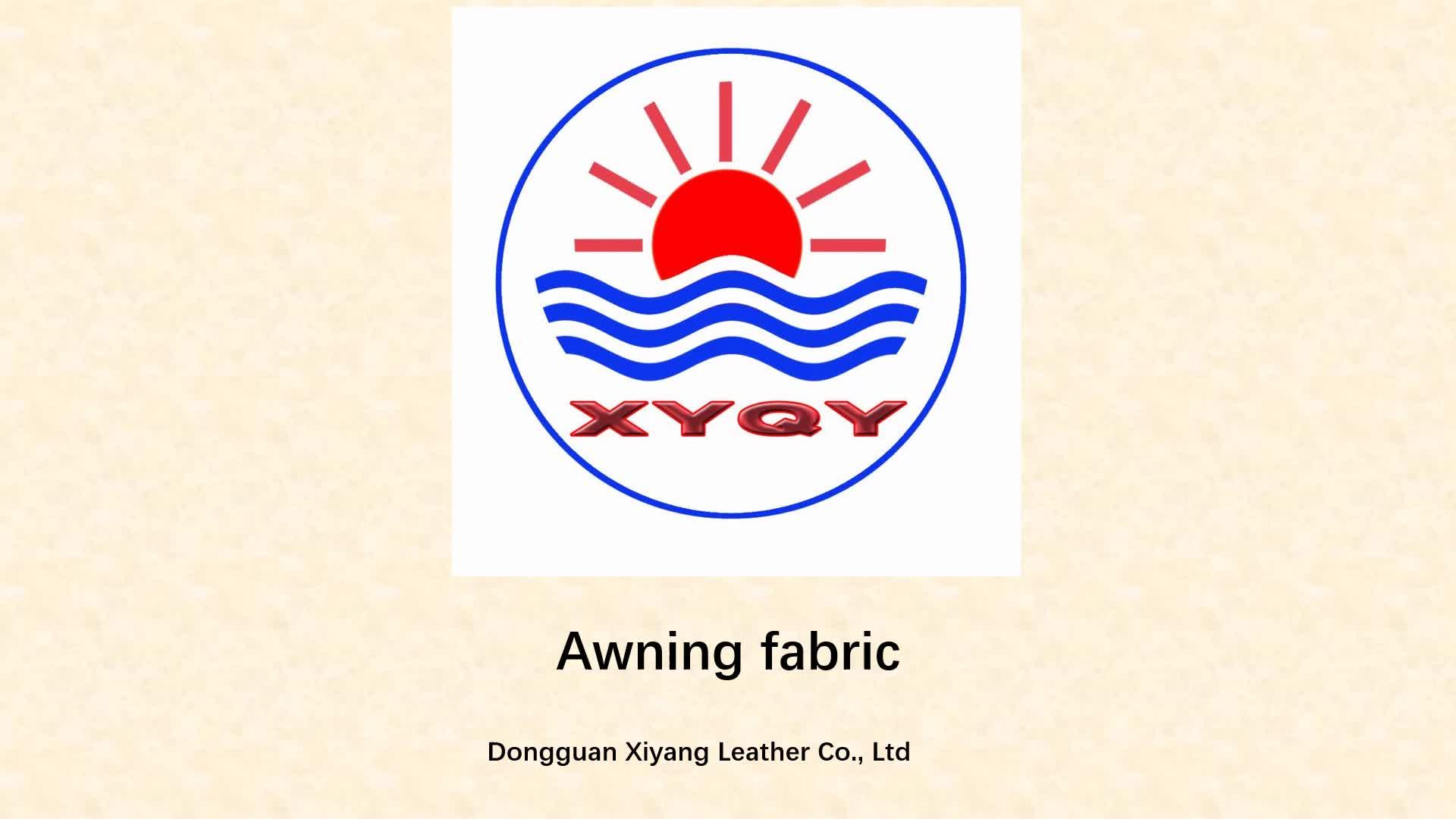 مصنع بيع مختلف للماء المظلة 450D 100% البوليستر النسيج