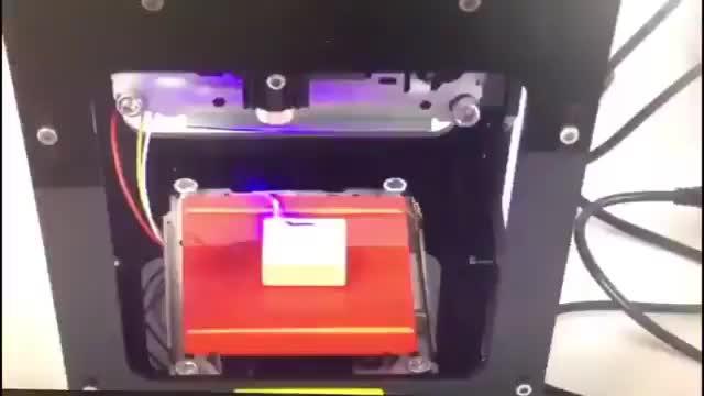 1500mW USB mini Laser Engraver Printer Machine portable LOGO marking machine