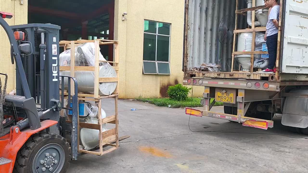 Ontelbaar Hot-verkoop Industriële Gebruikt Korrels Hopper Droger Voor Plastic Drogen 25Kg