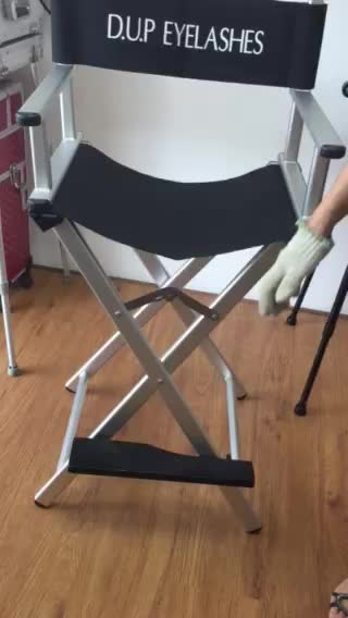 Portable Lightweight  hairdresser Salon Chair