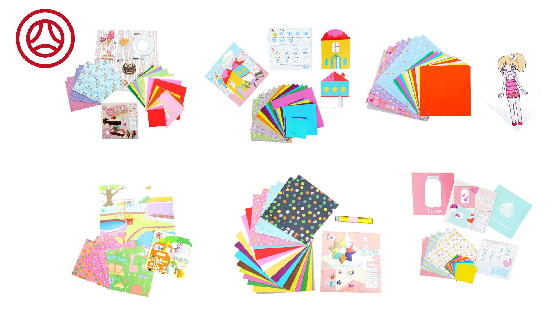 Cheap Professional Handmade Storage Box Origami Made By Colorful Origami Paper Set,Origami Box