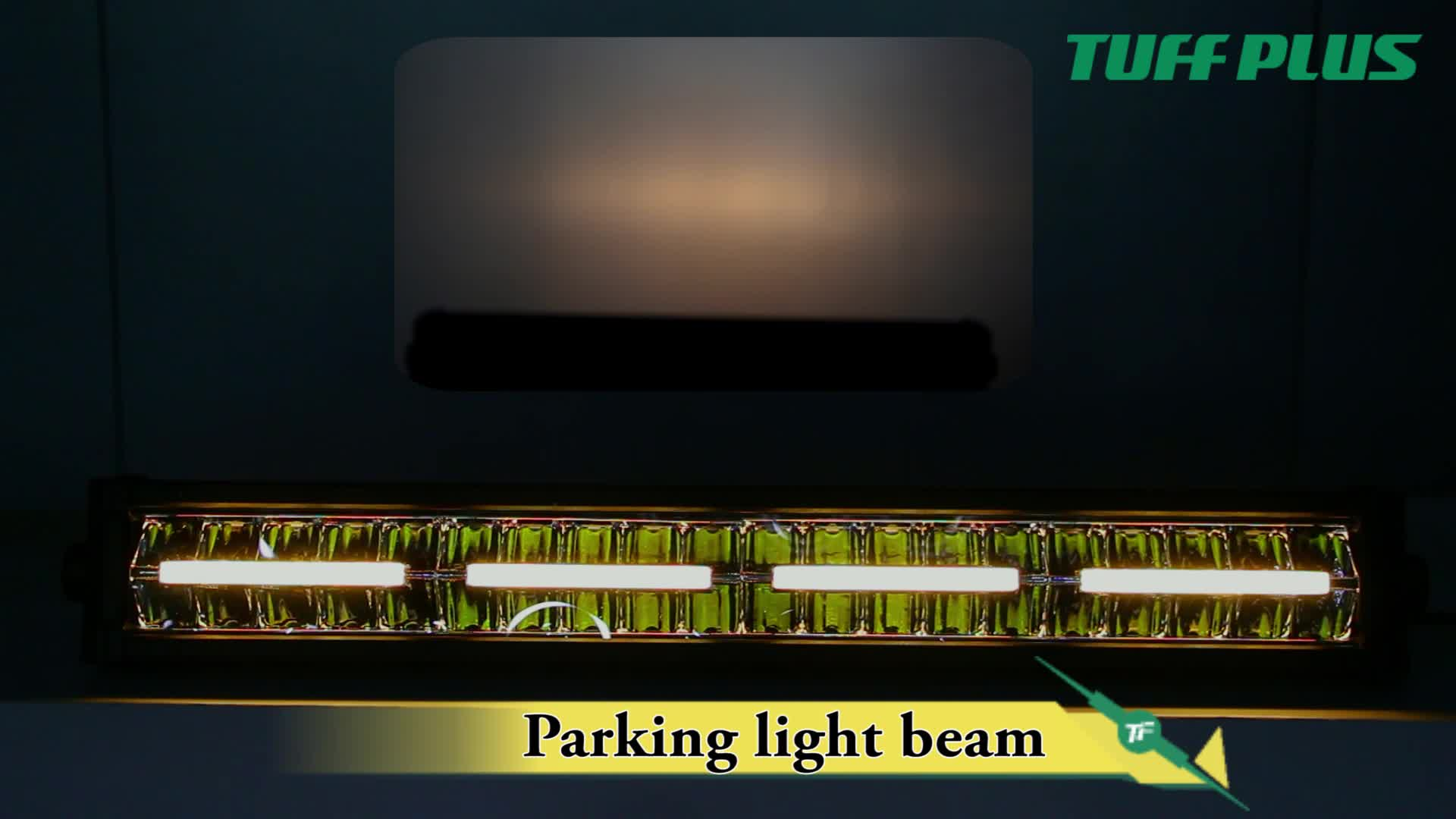 Tuff Plus new design double rows 22 inch led light bar with ECE R112 R10 EMC lightbar for car auto lighting system
