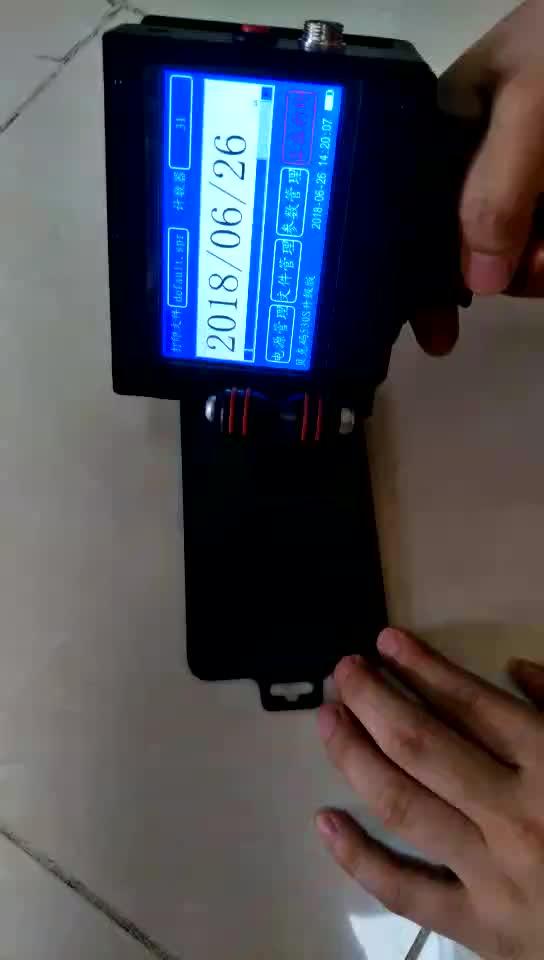 잉크젯 프린터 TIJ 2.5 빠른 드라이 화이트 잉크 카트리지