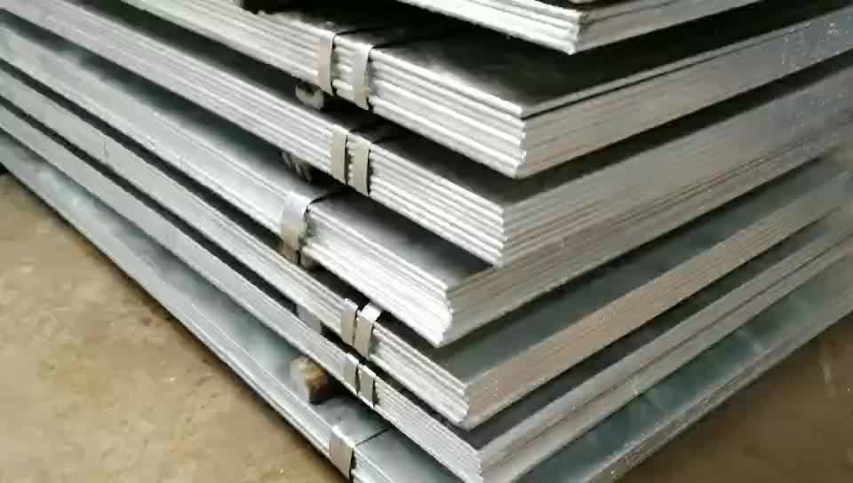30crmo a3 mild  hot dipped galvanized steel plate 15mm