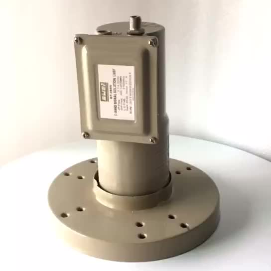 3.7~4.2 GHz Anti-5G interference Single Output Eurostar C Band LNB Best Digital Satellite Receiver