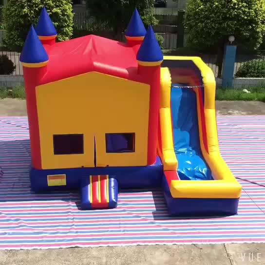 Indoor Commercial Princess Small Air Jumper Bounce House Inflatable Bouncer Castle For Sale