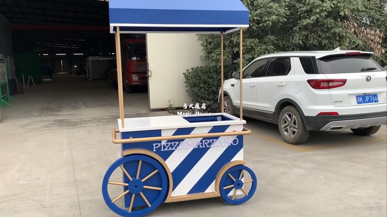 World best selling products newly mobile fast food street used small food kiosk for sale