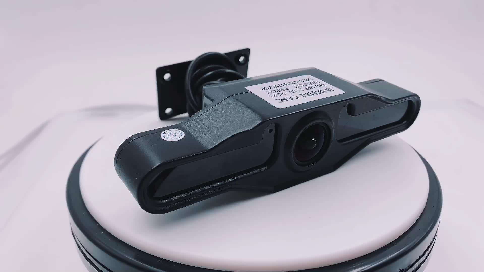 Çift lensli araba Kamera