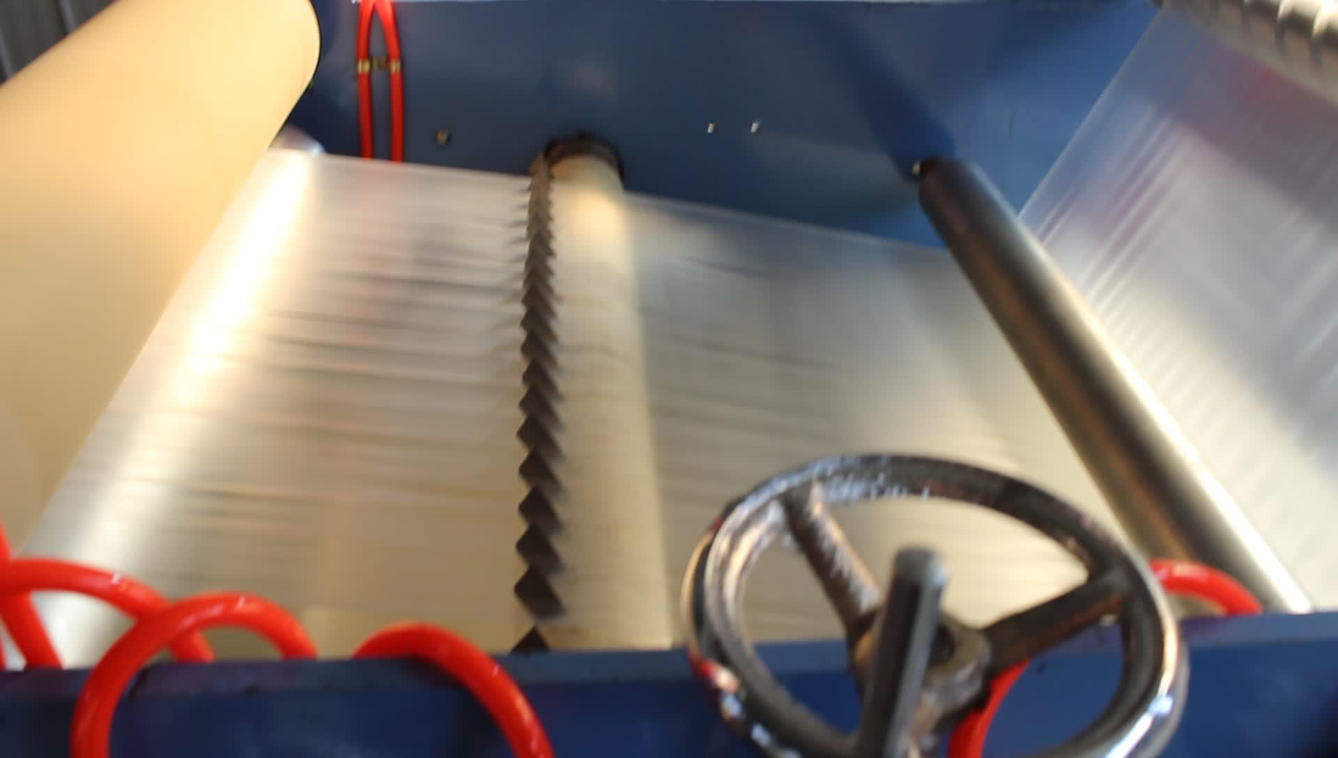Nhựa/pp cọ sợi đóng gói baler chuỗi