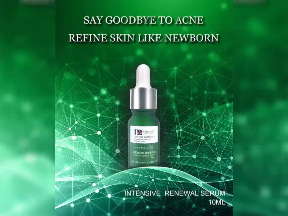 Natural beauty 10ml serum best anti aging serum for acne treatment