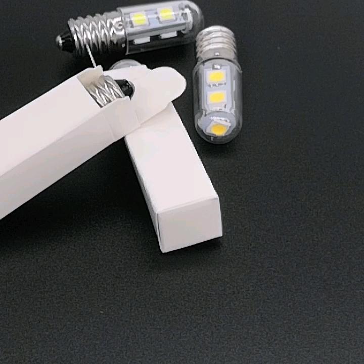 Intelligente Birne 6000K E14 220V 110V LED Kühlschrank Lampen