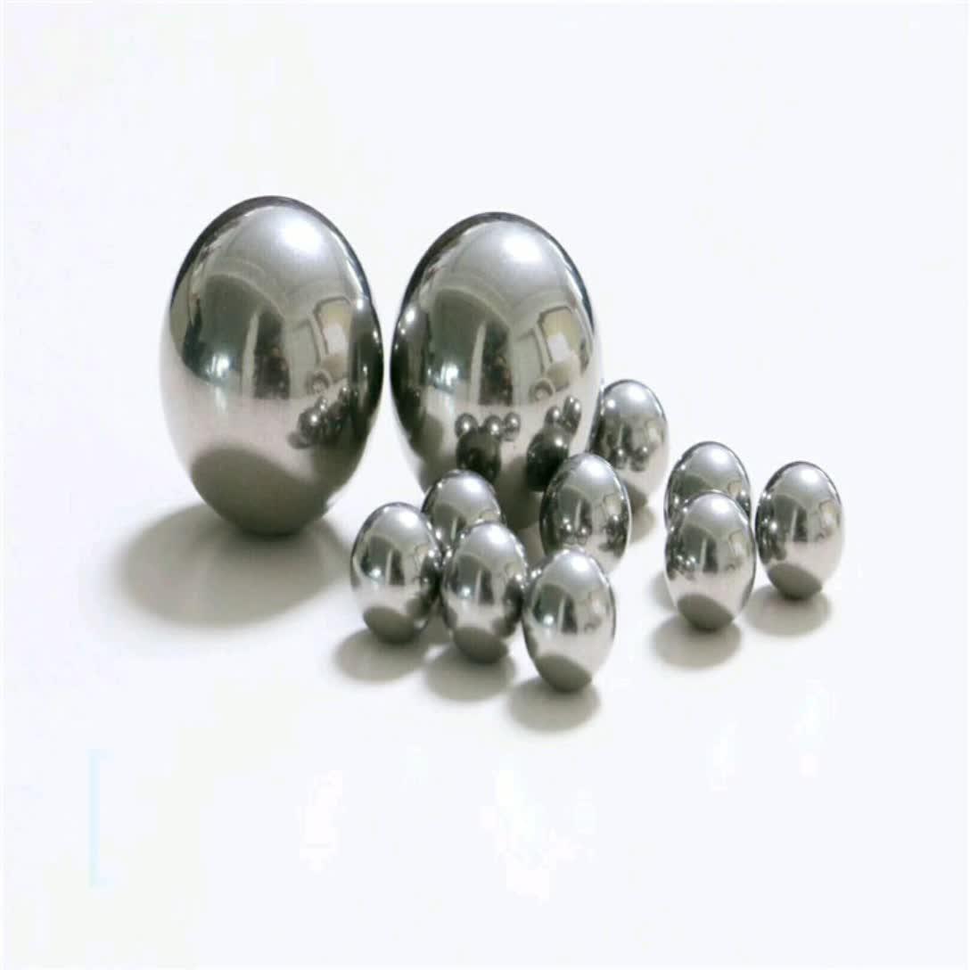 Bolas para Rolamento De Esferas de Aço Inoxidável 440C G10 2mm