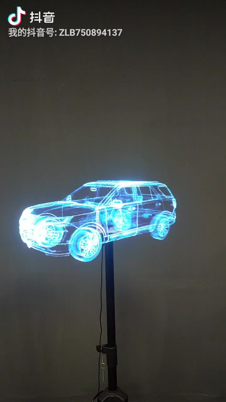 Koop in bulk 3d holograme marketing product sport, reclame winkelcentrum