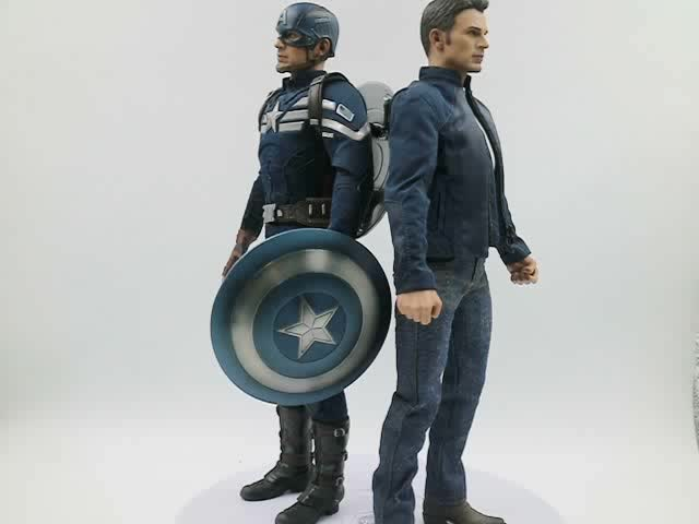 Realistic action figure clothes hot toys 1/6  figure scale toys