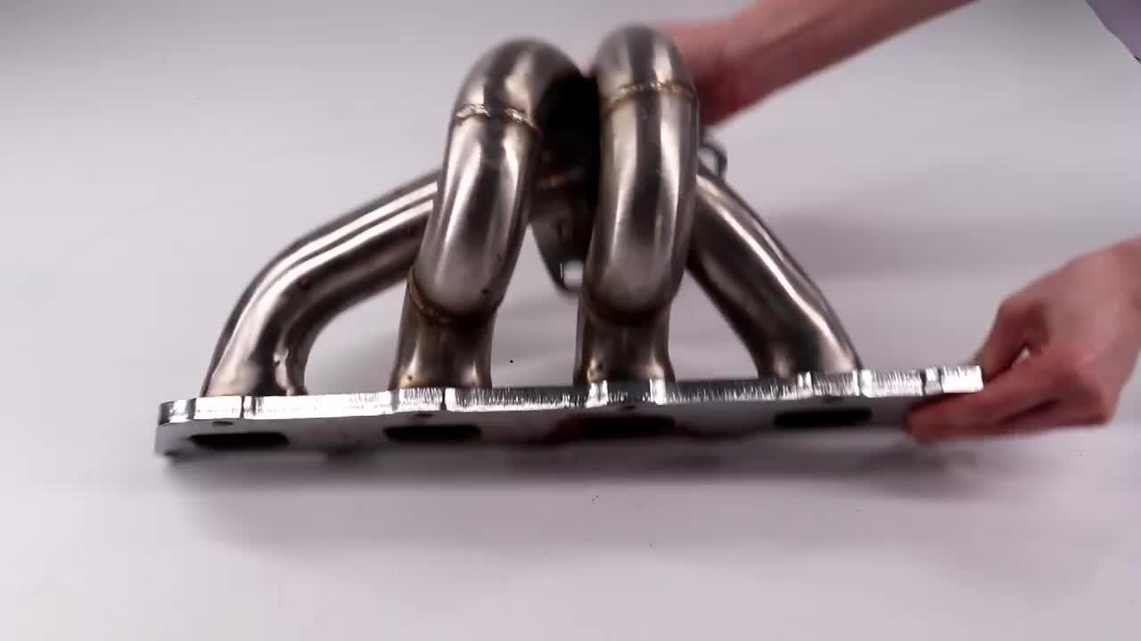 S304 ためポラリスパチンコマフラーパイプ排気ヘッダマニホールド