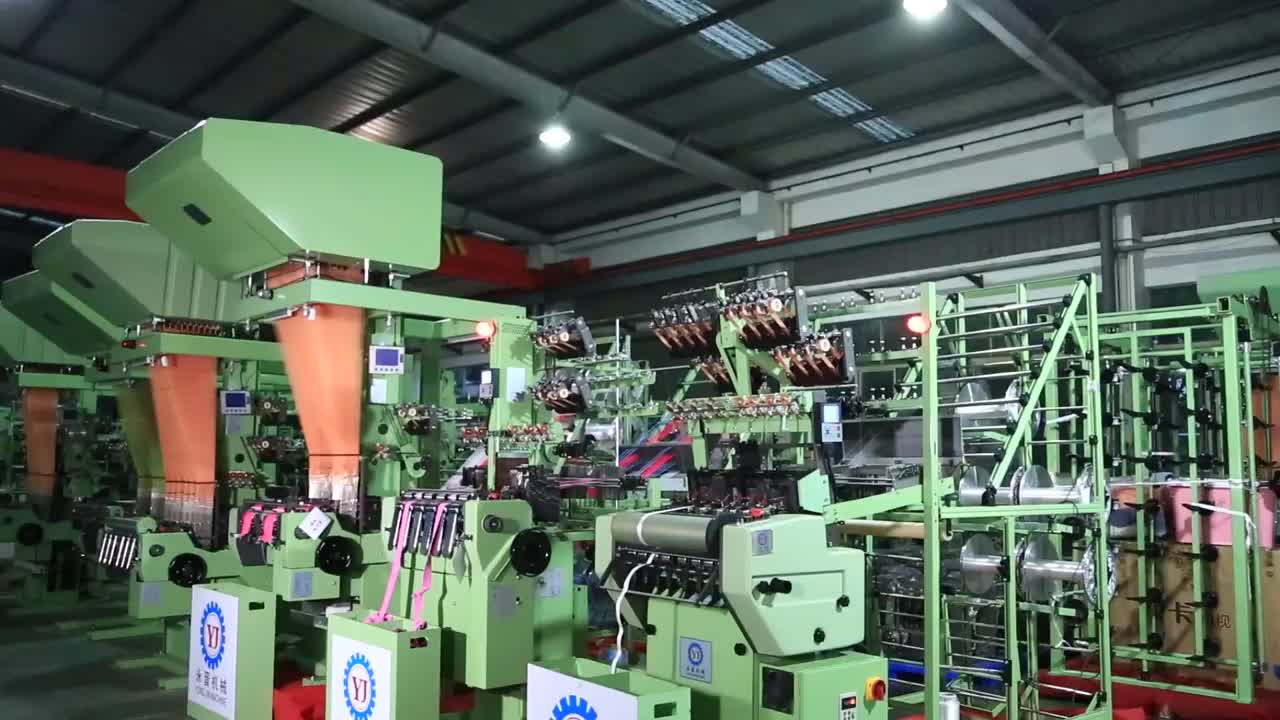 China manufacturer automatic shuttle changed power loom price+automatic shuttleless loom
