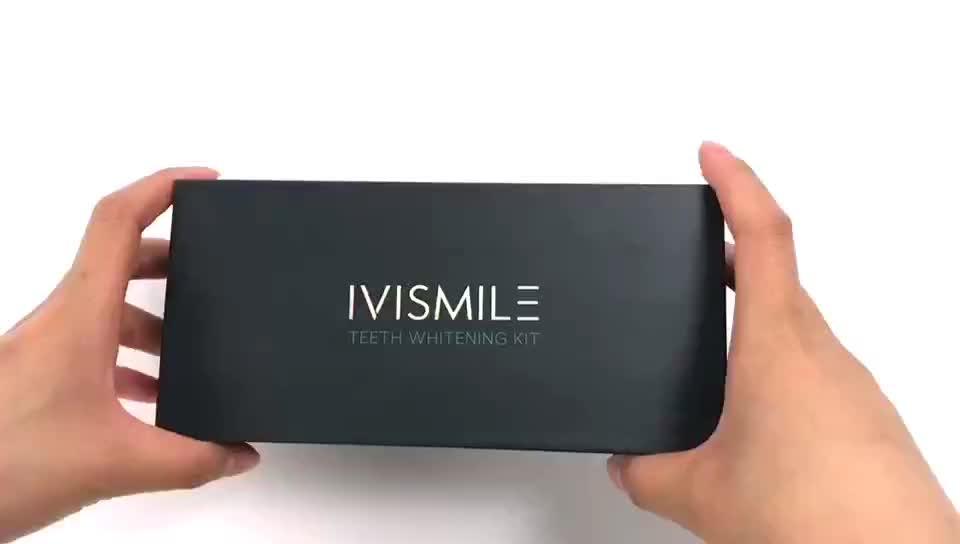 Ivismile Perawatan Oral Gigi Pemutih Gigi Produk Rumah Kit Private Label