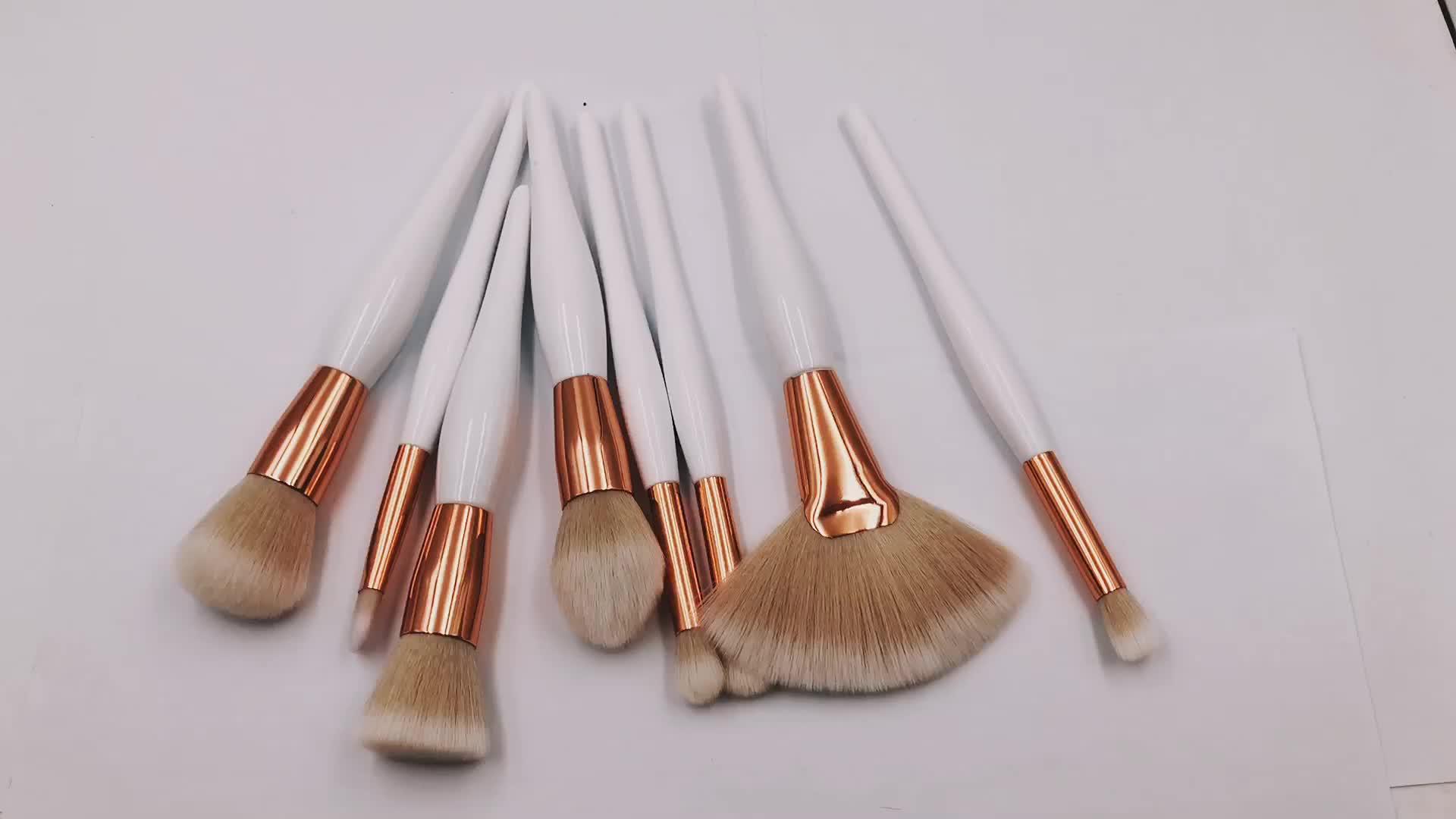 YaShii Makeup Brushes Set 11pcs/lot Eye Shadow Blending Eyeliner Eyelash Eyebrow Make up Brushes Professional Eyeshadow Brush