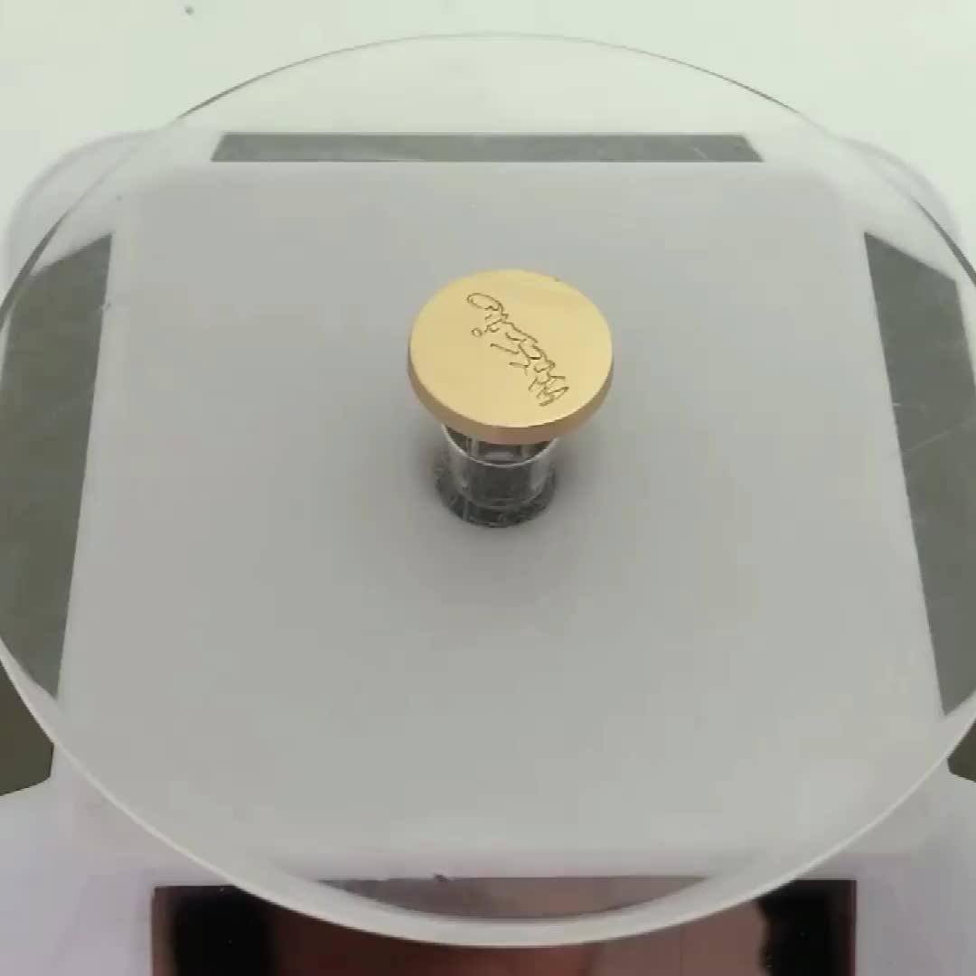 Shishi 공장 맞춤 골드 로고 브랜드 스탬프 금속 데님 청바지 버튼