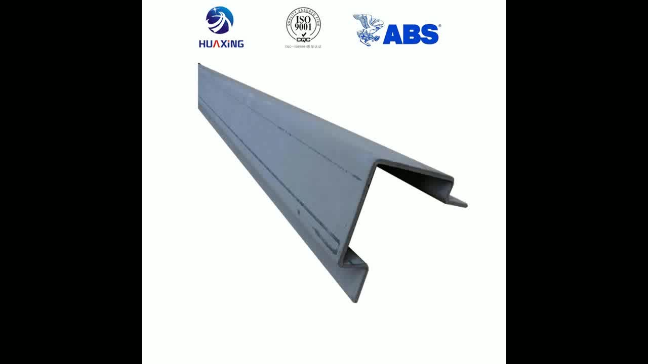 ISO Marine container parts outer Rear corner post for sale
