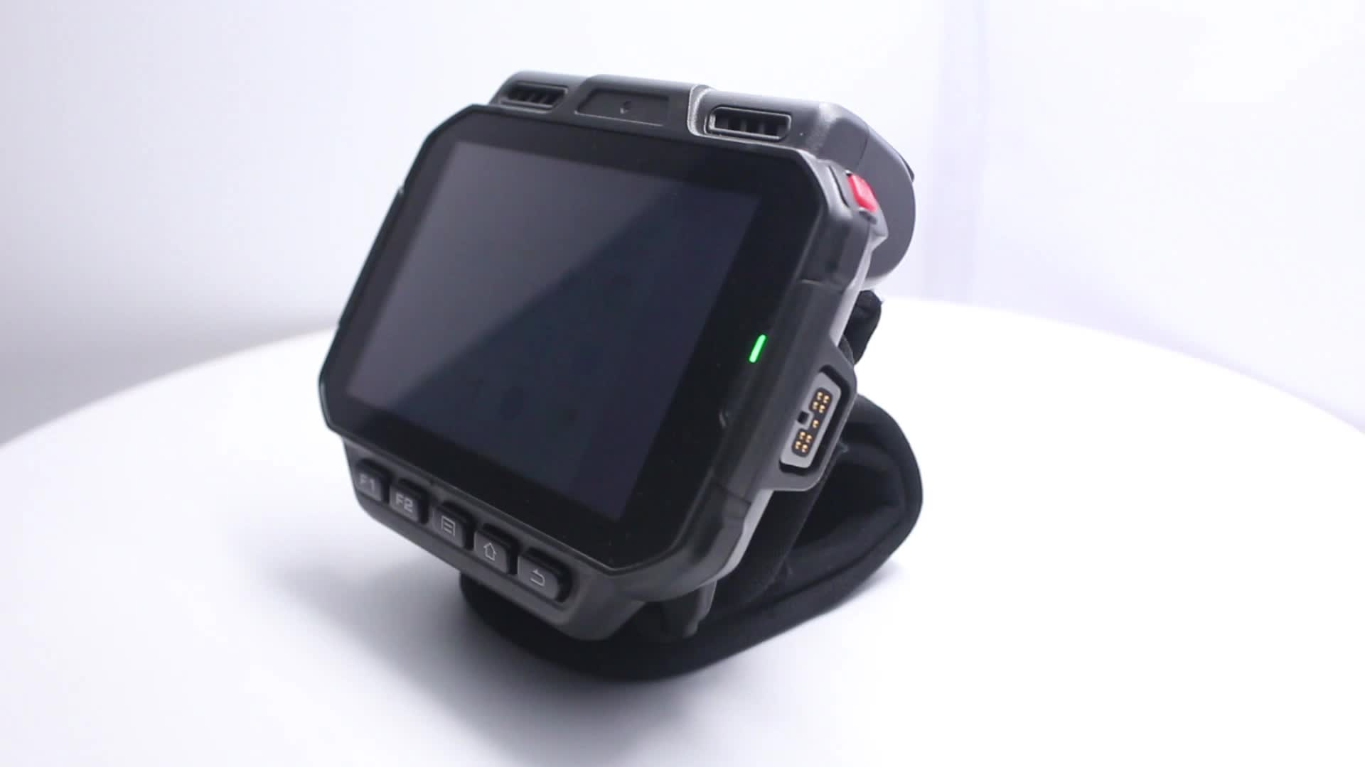 Android 7 1 Wearable Wireless Barcode Scanner Pda With 1d/2d Ring Scanner -  Buy Android Wearable Pda,Android Wearable Barcode Scanner,Android Wearable