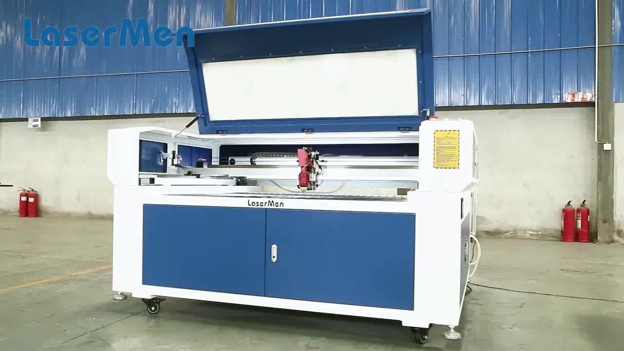 2018 HOT SALE! CNC CO2 1390 metal non-metal laser cutting machine for acrylic sheet metal stainless steel wood